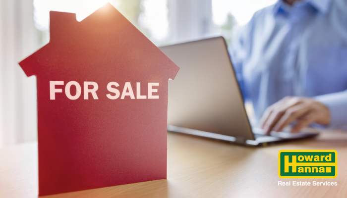 howard hanna helps you sell your home online