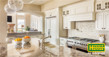 howard hanna a beautiful kitchen is repaired before selling the home