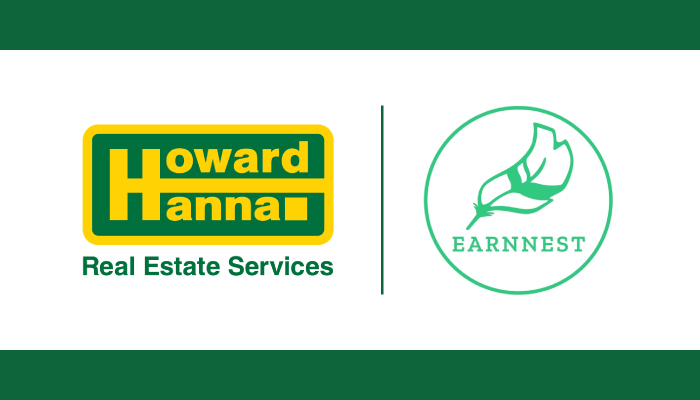 Howard Hanna Real Estate Services Partners with Earnnest to Offer Agents Fully Digital Earnest Money Payments