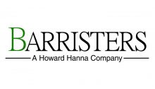 Barristers Land Abstract and Howard Hanna Real Estate logo