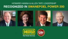 Howard Hanna Leadership Recognized In 2021 Swanepoel Power 200